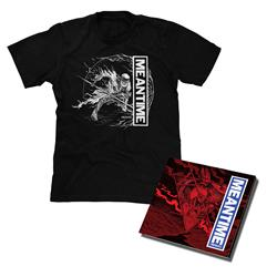 Meantime [REDUX] CD & T-Shirt - Various Artists