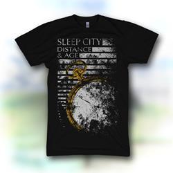 Watch Black T-Shirt