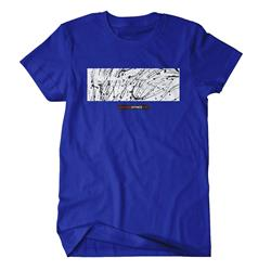 CharlesArt Splatter Royal Blue Medium