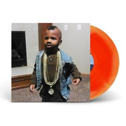 No Country For Old Musicians Orange/ Mustard/ Highlighter Yellow Smash LP