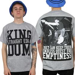 Straight Edge Heather Gray