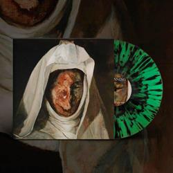 From The Unforgiving Arms Of God Green W/ Black Splatter