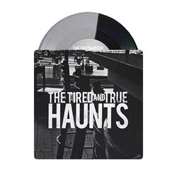 Haunts Half Black/Half Gray 7 Inch