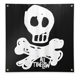 Skully Black Flag