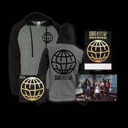 State Champs - CD/Zip Up/Poster Bundle
