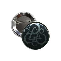 'Keywork' - Pin Silver