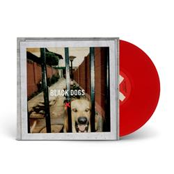 Black Dogs Red Vinyl 10