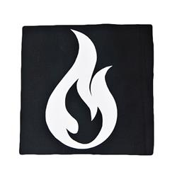 Flame Black Back *Clearance*