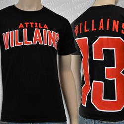 Villians 13 Black
