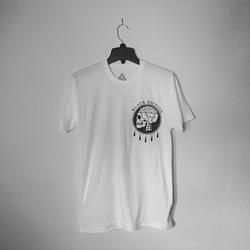 Dead End Threads Collab Logo White