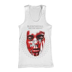 Hollow Bodies Album Art White TankTop