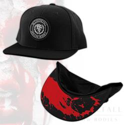Hollow Bodies Black Snapback