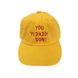 You Yo Daddy Son!  Yellow