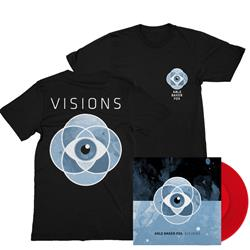 Visions LP/T-Shirt
