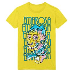 Big Toe Yellow **Sale! Final Print!!**