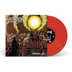 Extinction A.D - Faithkiller Blood Red Vinyl LP