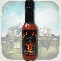 Ghost Pepper Hot Sauce