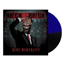 Hive Mentality Black And Blue