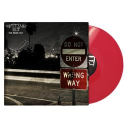 The Wrong Way Hot Pink LP
