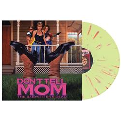 Don't Tell Mom The Babysitter Is Dead OST Clown Dog Splatter