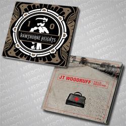 JT Woodruff+Hawthorne Heights CDs