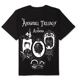 The Annabel Trilogy Halloween Edition Black
