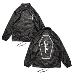 Crosses Camo Windbreaker