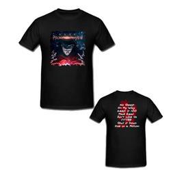 Psychopathic Monstar Red Artwork Black