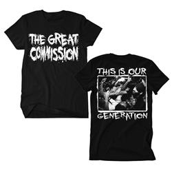 This Is Our Generation Black *Sale! Final Print*