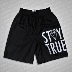 Stay True Black