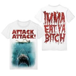 Shark Attack White