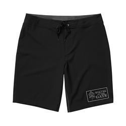 Logo Board Shorts W/ Patch
