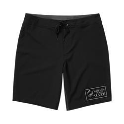 Logo Board Shorts W/ Patch