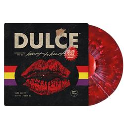 Dulce Red/Purple W/Cream Splatter LP