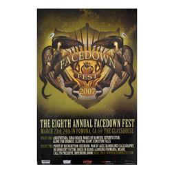 Facedown Fest 2007