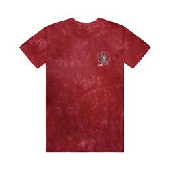 Blossom Red Crystal Wash