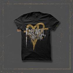 Heart Logo Black T-Shirt