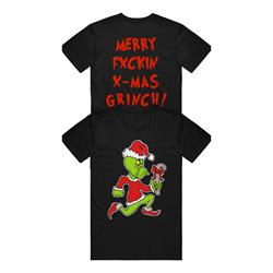 Grinch Hatchetman Black