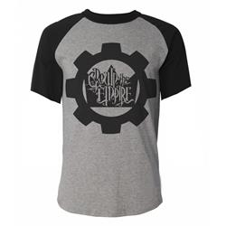 Cog Black / Grey Raglan