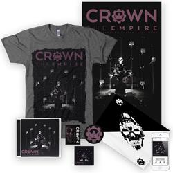 Crown The Empire - The Resistance: Deluxe Edition - Bundle 4