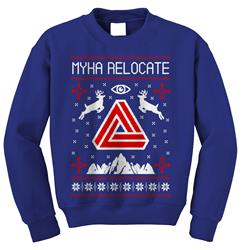 Penrose Holiday Sweater
