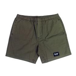 Poper Dose  Olive Shorts