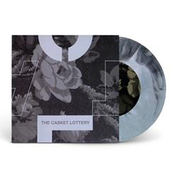 Split Black/White Starburst Vinyl 7