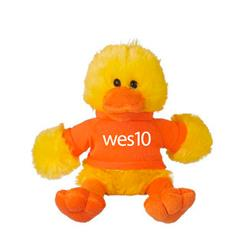 Duckie Plush Toy