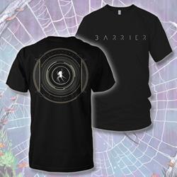 Spider Black T-Shirt