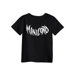 Minilord Wavy Toddler Black