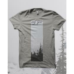 Cold Forest Lieutenant T-Shirt *Final Print*