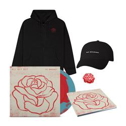 No Bouquet Hoodie + Hat + Pin