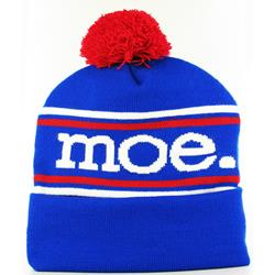 Logo Red/White/Blue Pom