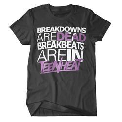Breakdowns Are Dead Gray